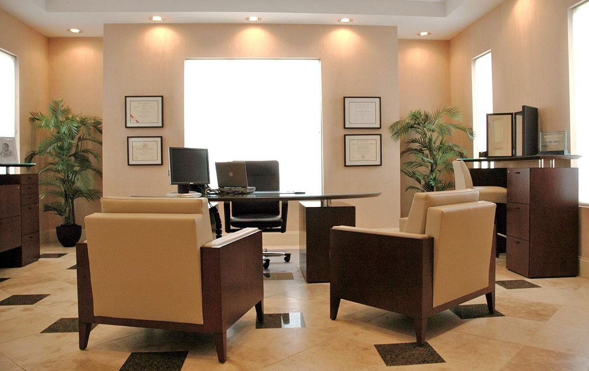 Dr. Chen's Office