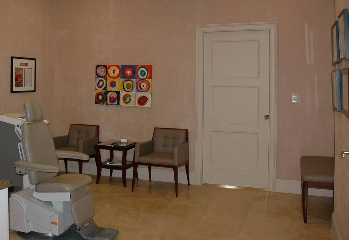 Botox Room at The Georgia Center